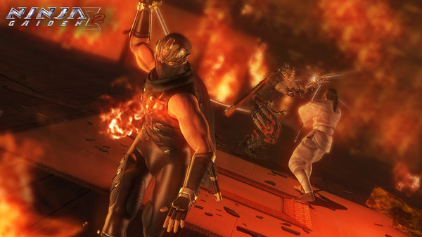 Скриншот №2 к NINJA GAIDEN Master Collection NINJA GAIDEN 3 Razors Edge