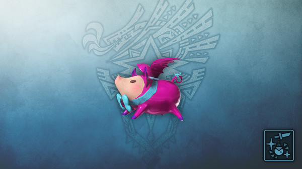 Скриншот №1 к Monster Hunter World Iceborne - Кулон вельзехряк