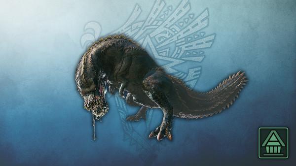 Скриншот №1 к Monster Hunter World Iceborne - Фигурка чудовища MHWI девильо
