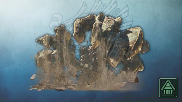 Скриншот №1 к Monster Hunter World Iceborne - Фигурка чудовища MHWI шара-ишвалда 1