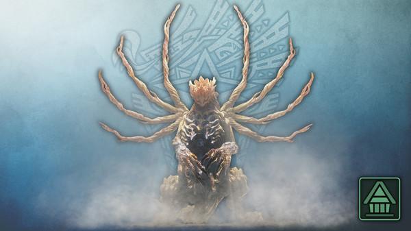 Скриншот №1 к Monster Hunter World Iceborne - Фигурка чудовища MHWI шара-ишвалда 2