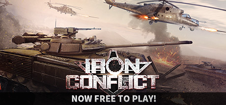 Iron Conflict Cover Image