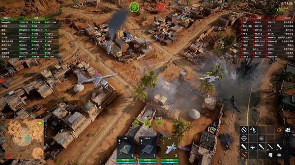 Скриншот №5 к Iron Conflict