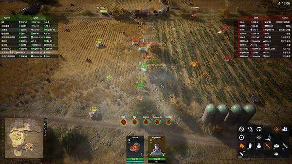 Скриншот №7 к Iron Conflict