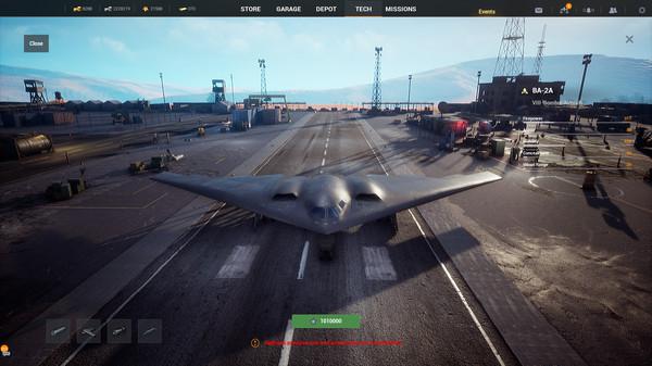 Скриншот №2 к Iron Conflict
