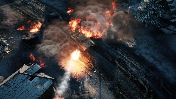 Скриншот №4 к Iron Conflict