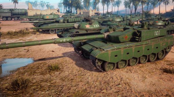 Скриншот №23 к Iron Conflict