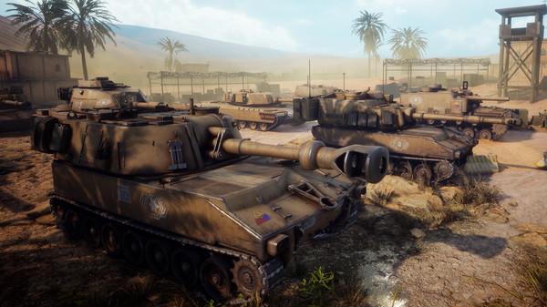 Скриншот №20 к Iron Conflict