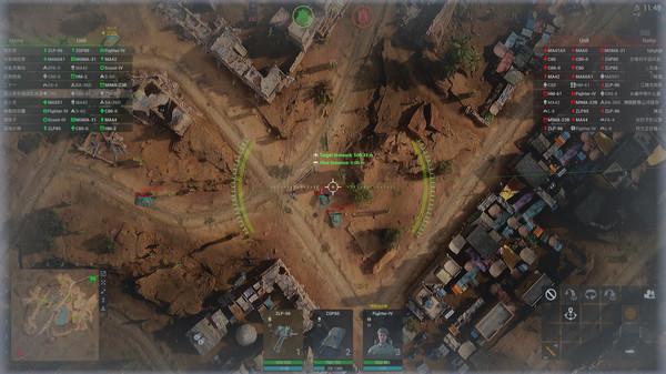 Скриншот №6 к Iron Conflict