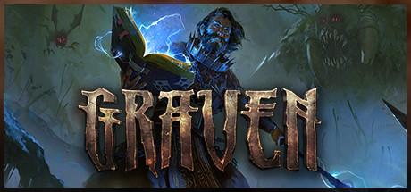 GRAVEN Cover Image