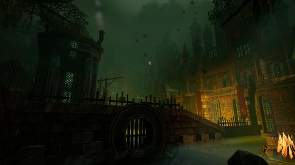 Скриншот №14 к GRAVEN