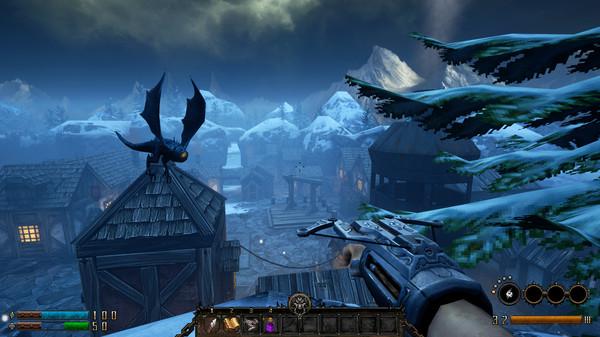 Скриншот №2 к GRAVEN