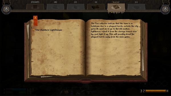 Скриншот №7 к GRAVEN