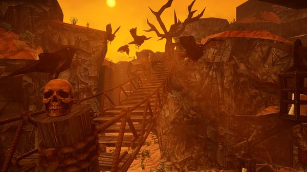 Скриншот №5 к GRAVEN