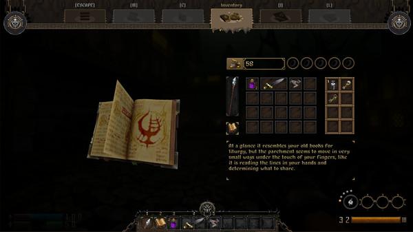 Скриншот №4 к GRAVEN