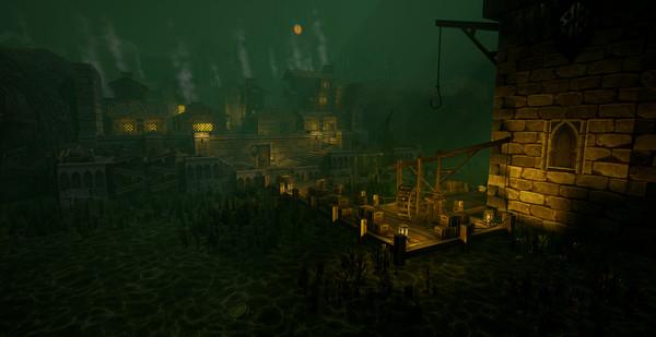 Скриншот №16 к GRAVEN