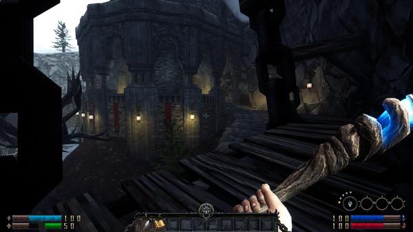 Скриншот №15 к GRAVEN