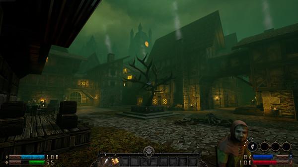 Скриншот №6 к GRAVEN