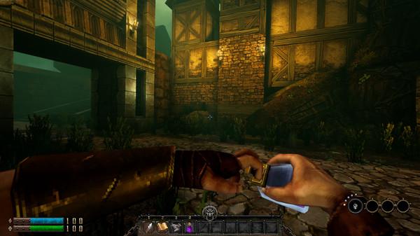 Скриншот №9 к GRAVEN