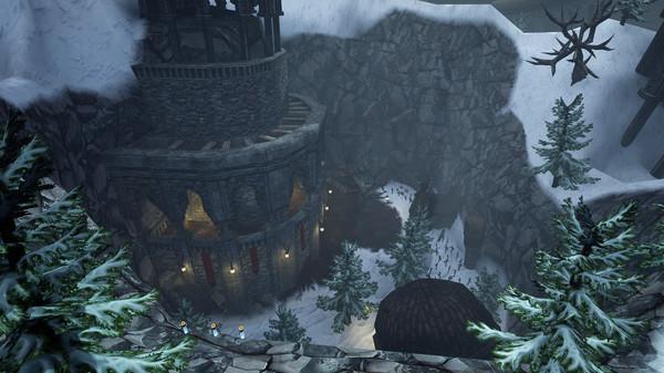 Скриншот №10 к GRAVEN