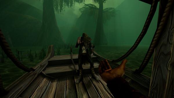 Скриншот №8 к GRAVEN