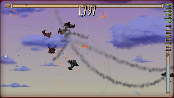 Скриншот №5 к Rogue Aces Deluxe