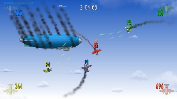 Скриншот №7 к Rogue Aces Deluxe