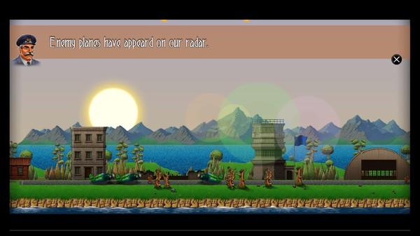 Скриншот №1 к Rogue Aces Deluxe