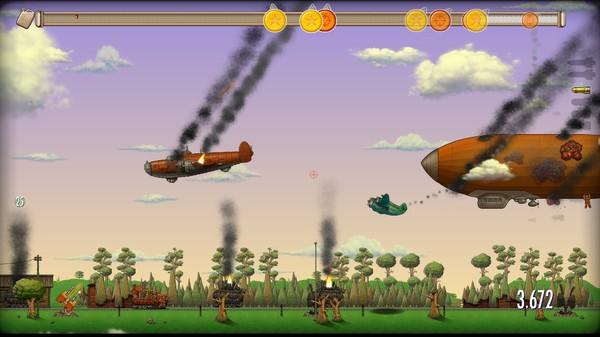 Скриншот №3 к Rogue Aces Deluxe