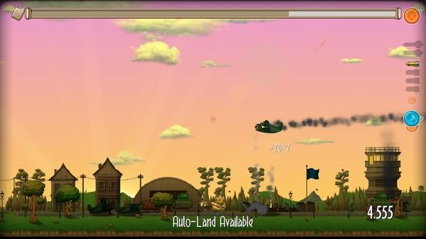 Скриншот №9 к Rogue Aces Deluxe