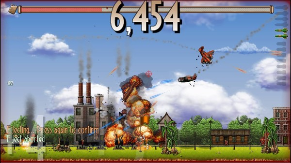 Скриншот №6 к Rogue Aces Deluxe