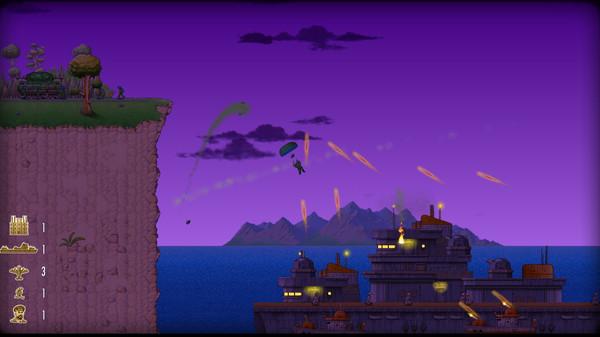 Скриншот №4 к Rogue Aces Deluxe