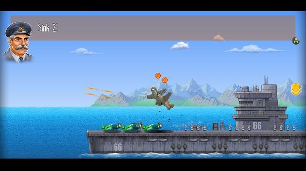 Скриншот №11 к Rogue Aces Deluxe