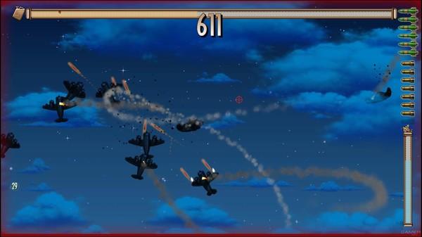 Скриншот №2 к Rogue Aces Deluxe