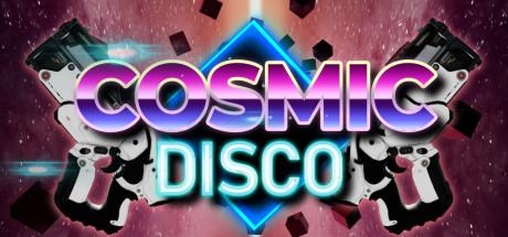 Cosmic Disco Cover Image