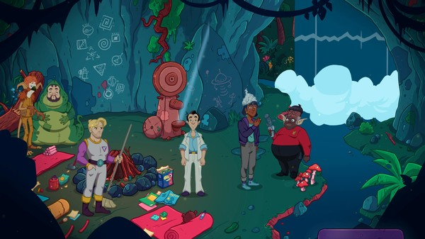 Скриншот №3 к Leisure Suit Larry - Wet Dreams Dry Twice