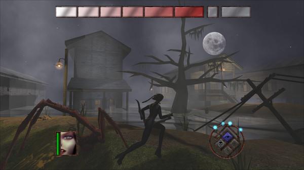 Скриншот №2 к BloodRayne Terminal Cut