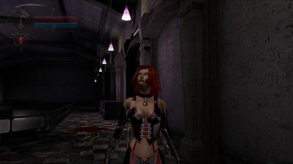 Скриншот №2 к BloodRayne 2 Terminal Cut