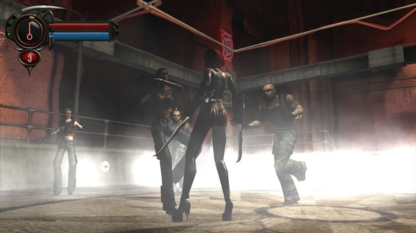 Скриншот №3 к BloodRayne 2 Terminal Cut