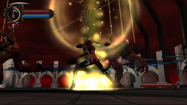 Скриншот №4 к BloodRayne 2 Terminal Cut