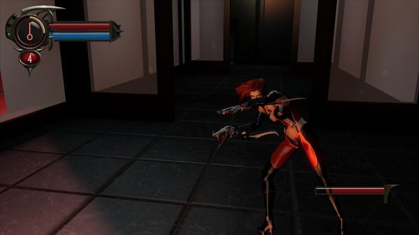 Скриншот №7 к BloodRayne 2 Terminal Cut