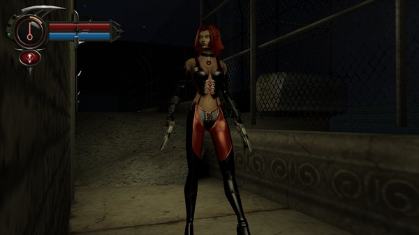 Скриншот №6 к BloodRayne 2 Terminal Cut