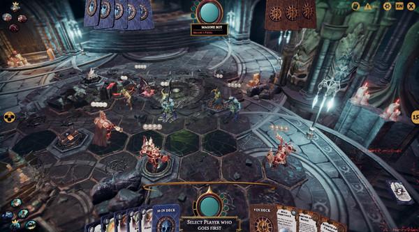 Скриншот №4 к Warhammer Underworlds Online - Warband Eyes of the Nine