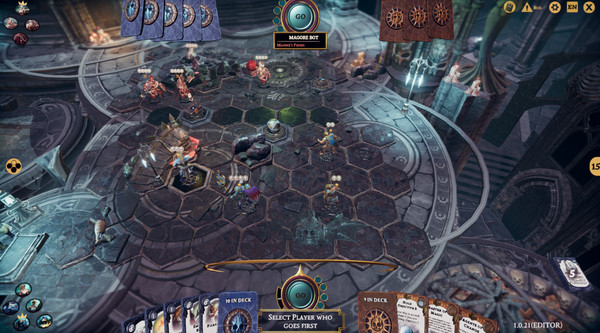 Скриншот №3 к Warhammer Underworlds Online - Warband Eyes of the Nine