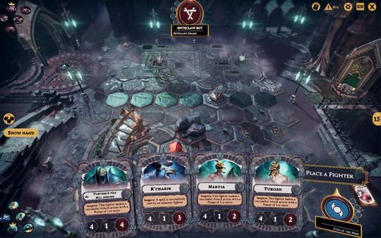 Скриншот №2 к Warhammer Underworlds Online - Warband Eyes of the Nine