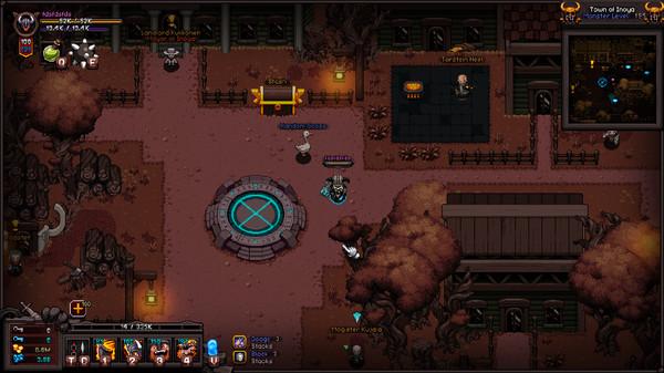 Скриншот №1 к Hero Siege - Reanimated Warrior Skin