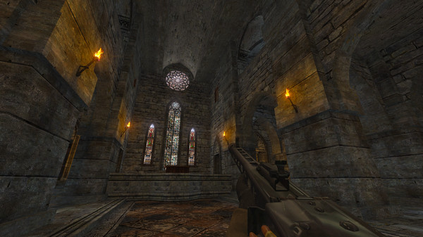 Скриншот №4 к RealRTCW