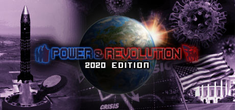 Power & Revolution 2020 Edition Cover Image