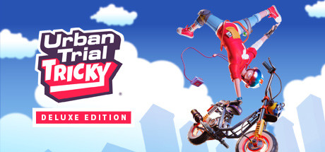 Urban Trial Tricky™ Deluxe Edition Cover Image