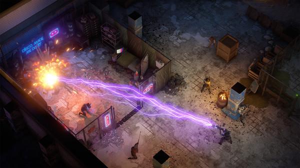 Скриншот №6 к Wasteland 3 - Digital Deluxe